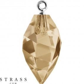 Swarovski Kristalle 6541 Crystal (001) Golden Shadow (GSHA)