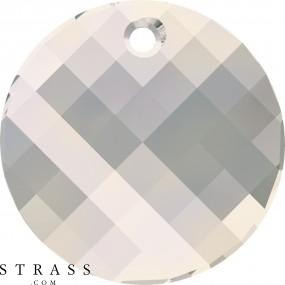 Swarovski Kristalle 6621 Crystal (001) Moonlight (MOL)