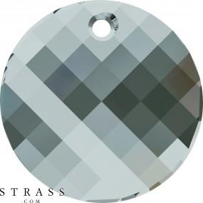 Swarovski Kristalle 6621 MM 18,0 BLACK DIAMOND (1002247)