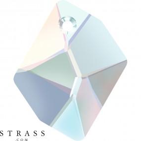Swarovski Kristalle 6680 MM 14,0 CRYSTAL AB (871649)