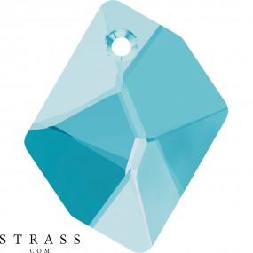 Swarovski Kristalle 6680 Aquamarine (202)