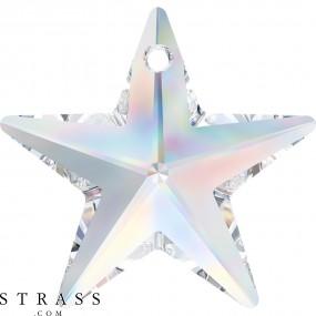 Swarovski Kristalle 6714 Crystal (001) Aurore Boréale (AB)