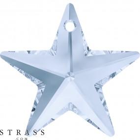Swarovski Kristalle 6714 Crystal (001) Blue Shade (BLSH)