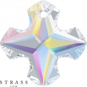 Swarovski Kristalle 6867 Crystal (001) Aurore Boréale (AB)