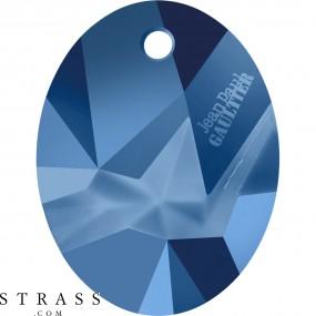 Swarovski Kristalle 6910 MM 26,0 CRYSTAL MET.BLUE T1162 (5148957)