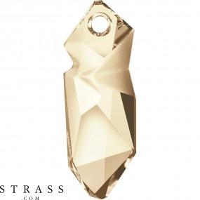 Swarovski Kristalle 6912 Crystal (001) Golden Shadow (GSHA)