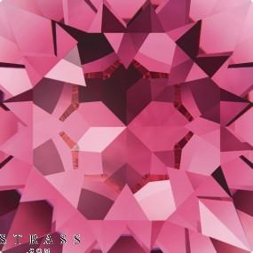 Swarovski Kristalle 53100 Rose (209)