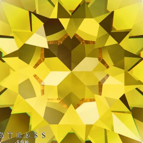 Swarovski Kristalle 5005 Light Topaz (226)