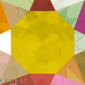 Swarovski Kristalle 2028 Light Siam (227) Aurore Boréale (AB)