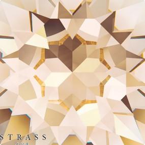 Swarovski Kristalle 6128 Silk (391)