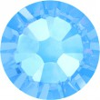 Swarovski Kristalle 2058 SS 10 LIGHT SAPPHIRE F (1108134) 200 Stück
