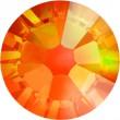Swarovski Kristalle 2058 Sun (248) Aurore Boréale (AB)