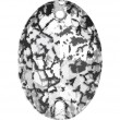 Swarovski Kristalle 3210 Crystal (001) Black Patina (BLAPA)