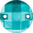 Swarovski Kristalle 3220 Blue Zircon (229)