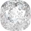 Swarovski Kristalle 4470 Crystal (001) Silver Patina (SILPA)