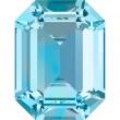 Swarovski Kristalle 4610 Aquamarine (202)