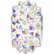 Swarovski Kristalle 180401 Crystal (001) Aurore Boréale (AB)