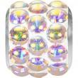 Swarovski Kristalle 180601 Crystal (001) Aurore Boréale (AB)
