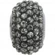Swarovski Kristalle 184501 Marbled Black (653)