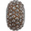 Swarovski Kristalle 184501 Marbled Terracotta (655)