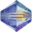 Swarovski Kristalle 5328 Light Sapphire (211) Aurore Boréale (AB)