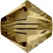Swarovski Kristalle 5328 Light Colorado Topaz (246)