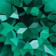 Swarovski Kristalle 4505 Emerald (205)