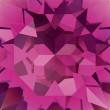 Swarovski Kristalle 4505 Fuchsia (502)