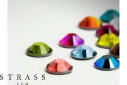 Pierres de Strass No-Hotfix Cristaux de Swarovski | SS16 (3.9mm), Colormix 100 Pièces
