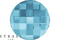 Cristaux de Swarovski 2035 MM 30,0 AQUAMARINE F (919927)