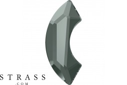 Cristaux de Swarovski 2037 MM 14,0 BLACK DIAMOND F (1078645)
