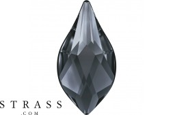 Cristaux de Swarovski 2205 MM 7,5 CRYSTAL SILVNIGHT M HF (5209112)