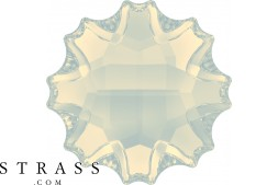 Cristaux de Swarovski 2612 MM 6,0 WHITE OPAL M HF (5205774)