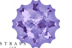 Cristaux de Swarovski 4195 MM 22,0 TANZANITE F (5236897)