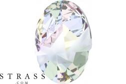 Cristaux de Swarovski 4921 Crystal (001) Aurore Boréale (AB)