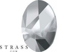 Cristaux de Swarovski 4921 Crystal (001) Light Chrome (LTCH)
