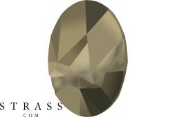 Cristaux de Swarovski 4921 Crystal (001) Metallic Light Gold (MLGLD)