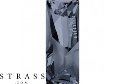 Cristaux de Swarovski 4924 Crystal (001) Silver Night (SINI)