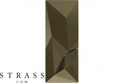 Cristaux de Swarovski 4925 Crystal (001) Metallic Light Gold (MLGLD)