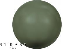 Cristaux de Swarovski 5810 MM 5,0 CRYSTAL DARK GREEN PEARL (629646)