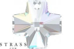 Cristaux de Swarovski 6866 MM 20,0 CRYSTAL AB (630508)