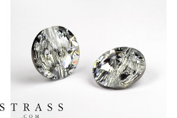 Cristaux de Swarovski 3015 MM 10,0 CRYSTAL F (188010)