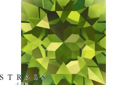 Cristaux de Swarovski 4760 MM 18,0X 10,5 OLIVINE F (1062448)