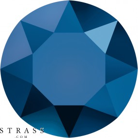 Cristaux de Swarovski 1088 Crystal (001) Metallic Blue (METBL)