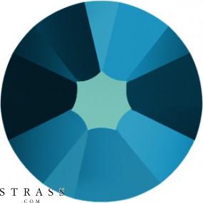 Cristaux de Swarovski 2058 Crystal (001) Metallic Blue (METBL)