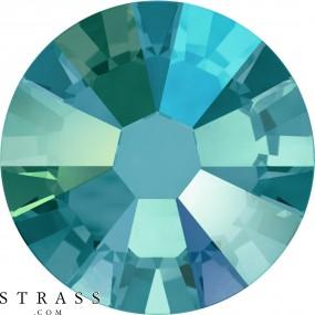 Cristaux de Swarovski 2058 Blue Zircon (229) Shimmer (SHIM)