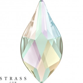 Cristaux de Swarovski 2205 MM 10,0 CRYSTAL AB F (5209118)