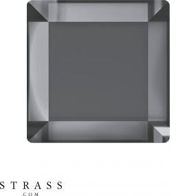 Cristaux de Swarovski 2402 Crystal (001) Silver Night (SINI)