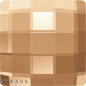 Cristaux de Swarovski 2493 Crystal (001) Golden Shadow (GSHA)