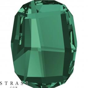 Cristaux de Swarovski 2585 Emerald (205)